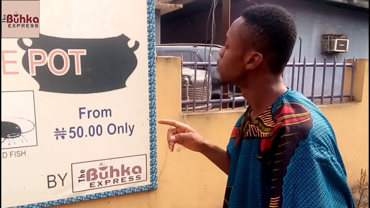 Download BUHKA EXPRESS COMEDY VIDEO ON HOW TO EAT NIGERIA AMALA: WHAT IS YOUR STYLE