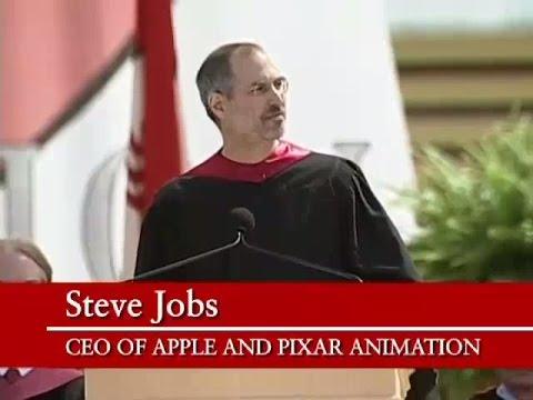 Bài phát biểu của Steve Jobs tại lễ tốt nghiệp ở ĐH Stanford