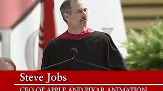 Diễn văn của Steve Jobs tại lễ tốt nghiệp trường ĐH Stanford 2005