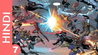 Marvel CIVIL WAR 2-- episode 7 !! Let