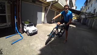 Серёжа купил велосипед STARK Router 27 3 HD