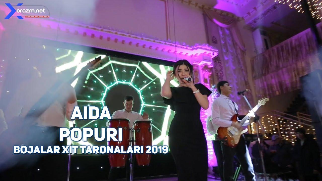 Download Aida - Popuri   Аида - Попури (Bojalar xit taronalar 2019)