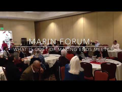 Forum: What does it cost for a family to make ends meet in Marin?