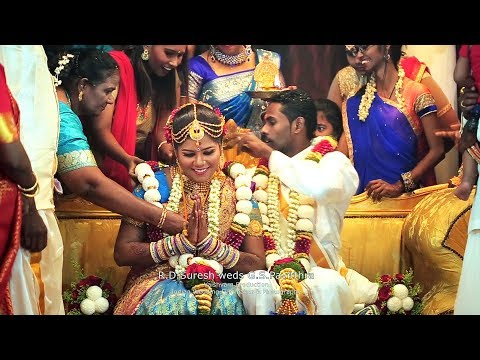 Indian Wedding Filmmaker I Suresh Pavitthra I Vaishvarn Production