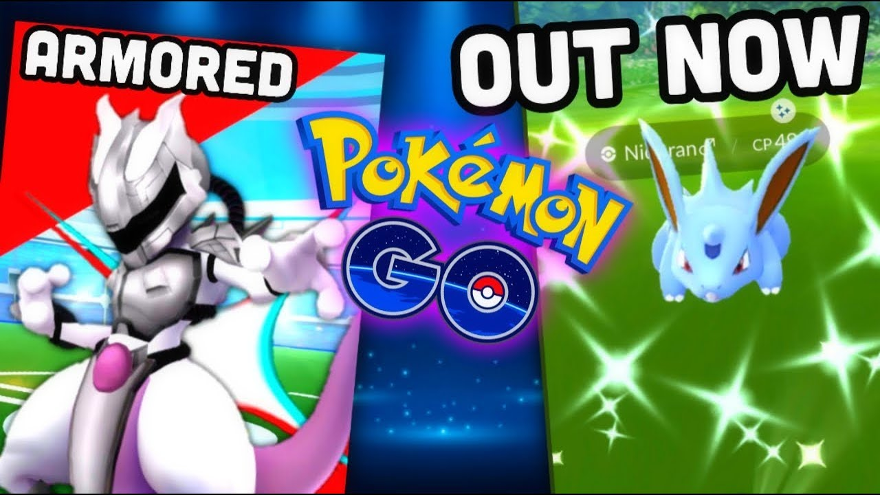 Armored Mewtwo is coming to Pokmon Go starting July 10