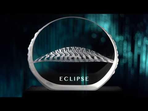 ECLIPSE | Optical glass sculpture by Anna Alsina Bardagí