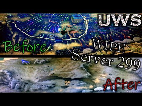 UWS WIPE HYDRA OFFICIAL SERVER 299!