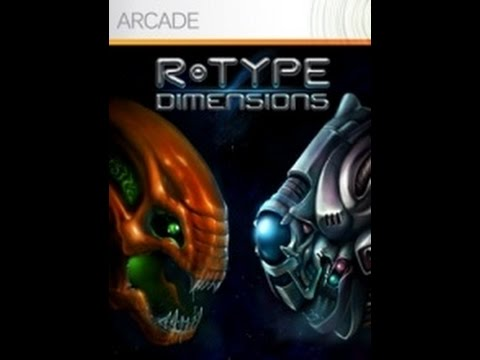 R-Type Dimensions (R-Type 1 3D Mode) - Xbox 360/One Full Game