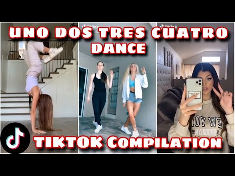 Uno Dos Tres Cuatro Call My Slimes Dance Compilation January