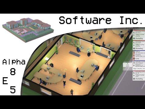 Starting on A.P.P.L.E!!! Software Inc Alpha 8 E5