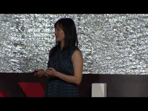 Creating energy for daily life out of photosynthesis: Jenny Zhang at TEDxUHasselt