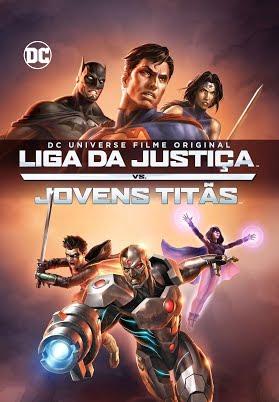 Assistir Liga da Justiça vs. Jovens Titãs