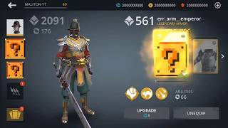 Shadow fight 3 Mod V1.7.1 Unlimited money