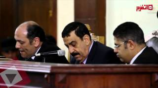 اتفرج| «سيديهات وهارد ديسك» أحراز قضية مجلس الوزراء