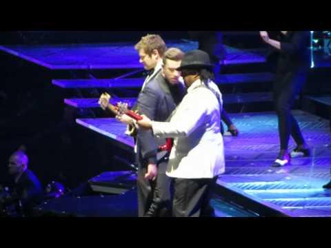 Justin Timberlake - SexyBack - Live at...