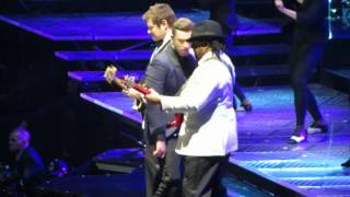 Justin Timberlake - SexyBack - Live at Madison Square Garden 2/21/14