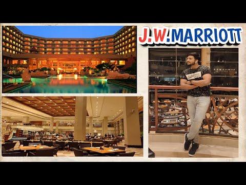 JW Marriott Juhu Tour | Beach Hotel | Mumbai,India.
