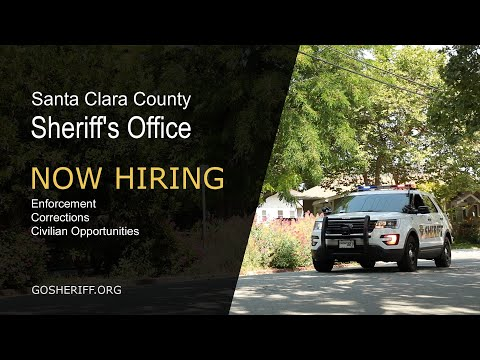 Santa Clara County Sheriff's Office Recruitment Video