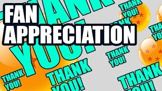 FAN APPRECIATION!!!!! THANK YOU!!!!!