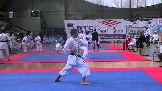Первенство России по каратэ-до г. Щелково. 6 апреля 2013. Ката Джион