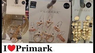 Primark & Soufeel Jewellery   February 2018   I❤Primark