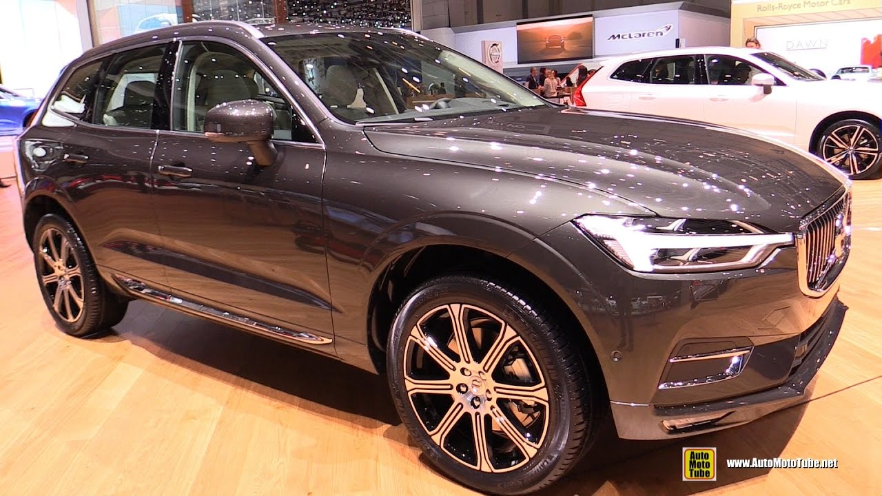 2018 volvo xc60 diesel exterior and interior walkaround. Black Bedroom Furniture Sets. Home Design Ideas