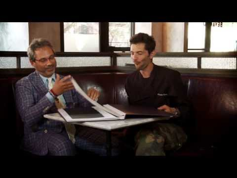 Suit & Tie: Gianluca Isaia in Conversation with Gabriele Corcos for Barneys New York