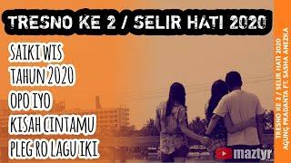 Gambar cover Tresno ke 2 Agung Pradanta feat Sasha Anezka lirik lagu