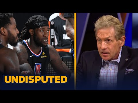 Lakers didn't steal Montrezl Harrell, the Clippers didn't want him back — Skip | NBA | UNDISPUTED