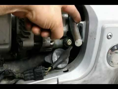 Alternator And Regulator Wiring Goldwing Alternator Repair Mp4 Youtube