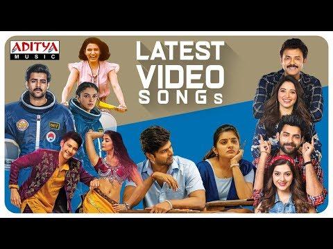 2019 Telugu Latest Full Video Songs Jukebox | 2019 Top Video Songs