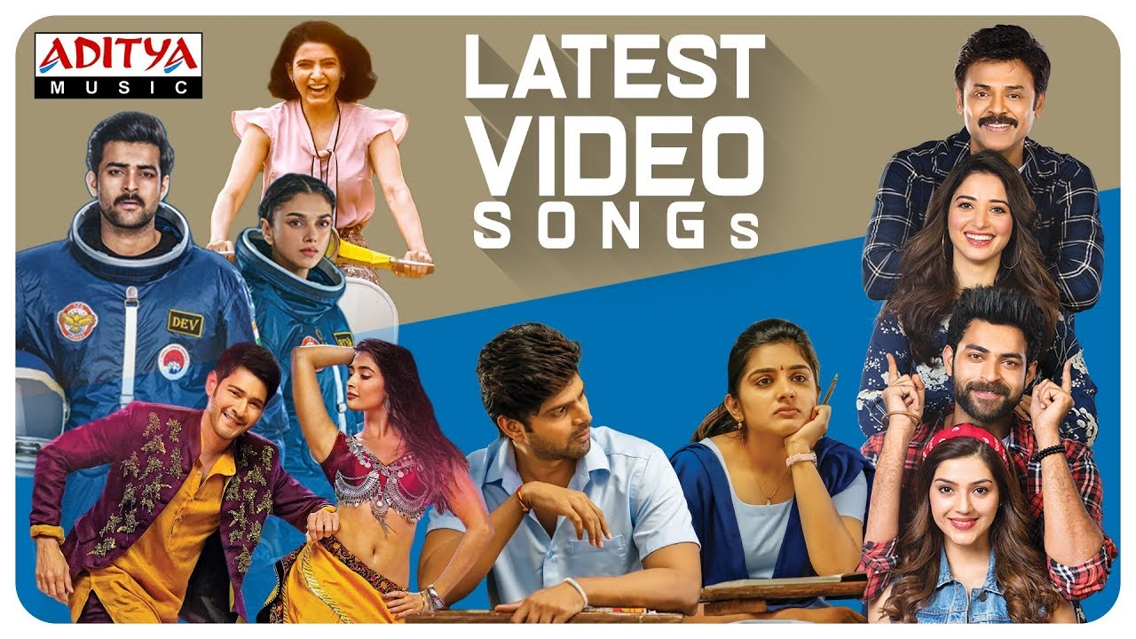 2019 Telugu Latest Full Video Songs Jukebox | 2019 Top Video Songs