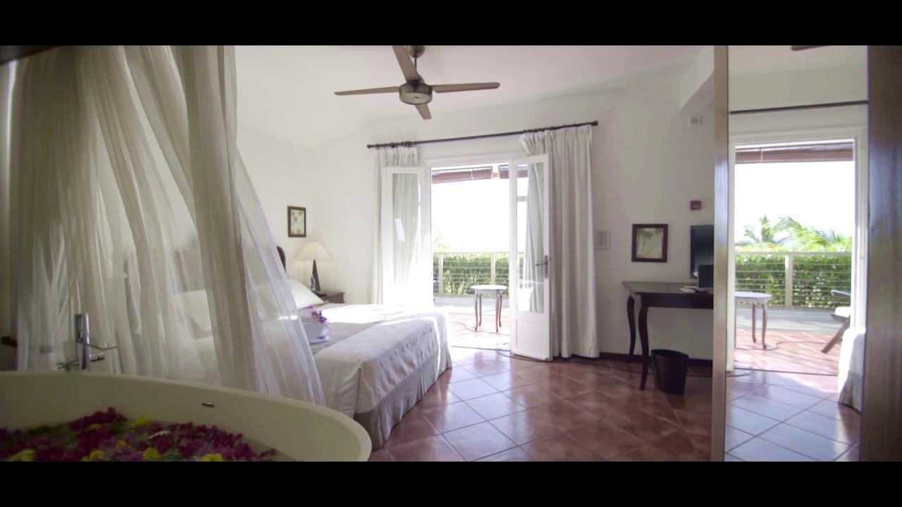 Blue Margouillat Seaview Hotel Suite Creole En Villa Avec Spa