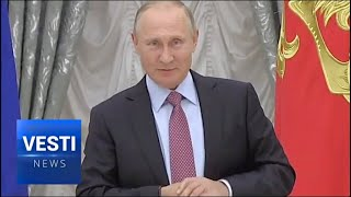 Russian Economy Growing Faster. Putin Meets Business Leaders