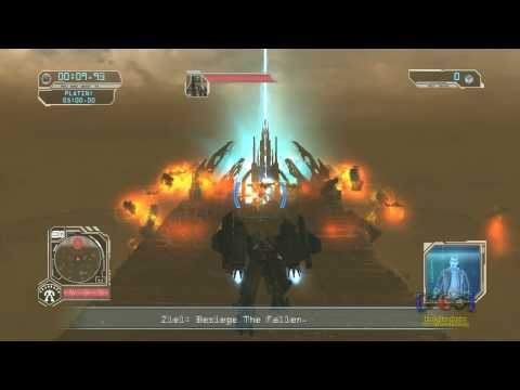 Transformers 2 (inGame)  - Optimus Prime vs. the Fallen (HD)