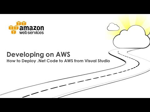How to Deploy .NET Code to AWS from Within Visual Studio