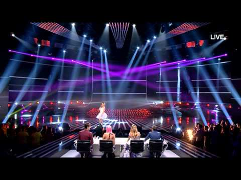 "Kanita  - ""Yung & Reckless"" - X Factor Albania 4 (Netet LIVE)"