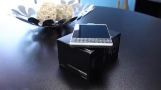 BlackBerry Passport Silver Edition OEM Feature Review