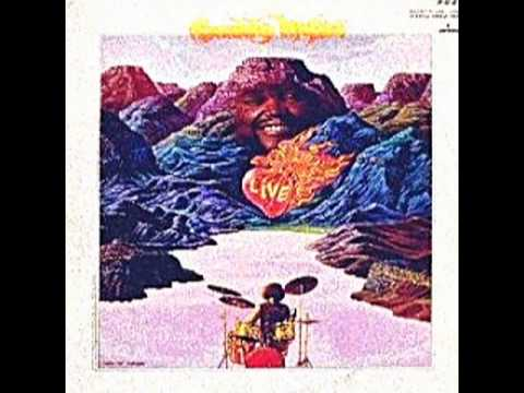 "Buddy Miles 'Live' - ""Them Changes"""
