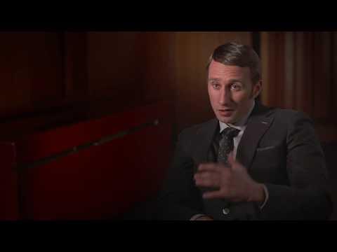 RED SPARROW Matthias Schoenaerts Behind The Scenes Interview