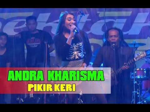 Andra Kharisma - Pikir Keri - OM Monata LIVE Alun - Alun Kutoarjo 3 Januari 2018