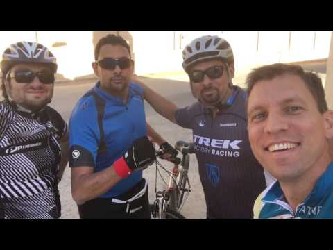 Wadi You Want To Do: Cycling in Saudi Arabia