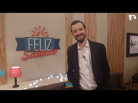 Feliz Sábado com André Leite - 2/11/2018