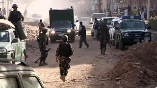 Afganistan'da başkanlık sarayına saldırı