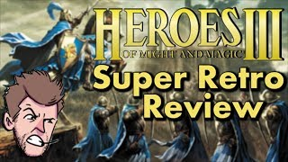 Super Retro Review #1 - Heroes of Might and Magic III (HD Mod)
