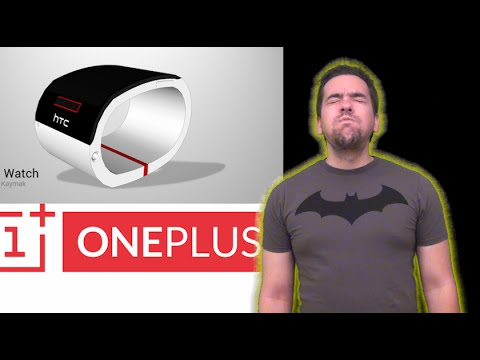 OnePlus One Invites Going Away?! Two HTC Smartwatches may be on the Way!