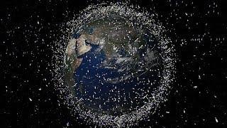 Вопрос времени - Космический мусор(Хочу все знать , Вопрос времени , Космос , разработки в космосе , Космический мусор , мусор , проблема мусора..., 2014-06-03T22:30:28.000Z)
