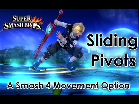 Sliding Pivots - A Smash 4 Movement Option