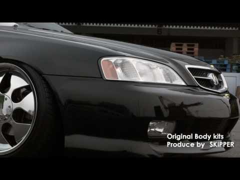 SKIPPER - Honda INSPIRE(Acura 3.2TL)Hydraulics suspension&Body kits etc...