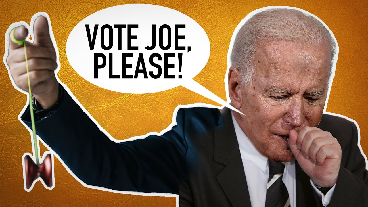 LOL: Biden Continues To Blunder While Social Distancing